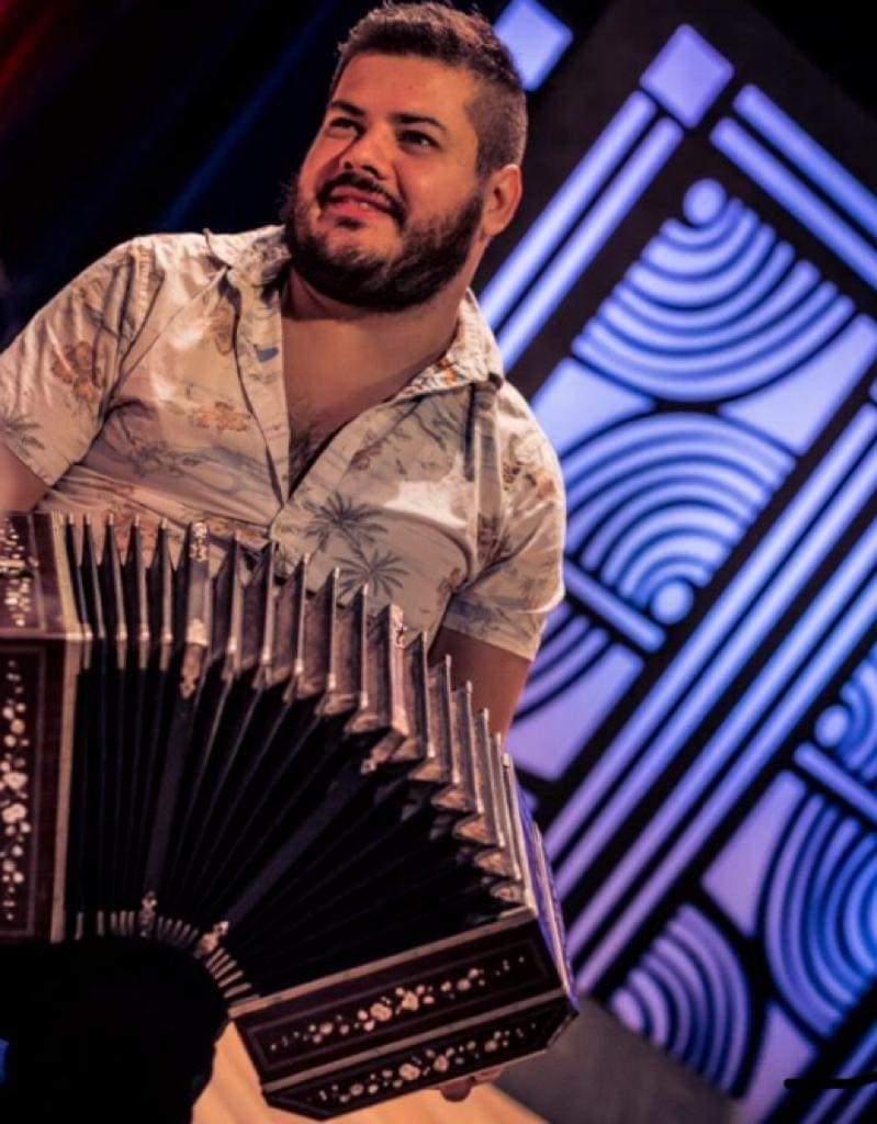 Marco Antonio Fernandez - Bandoneon