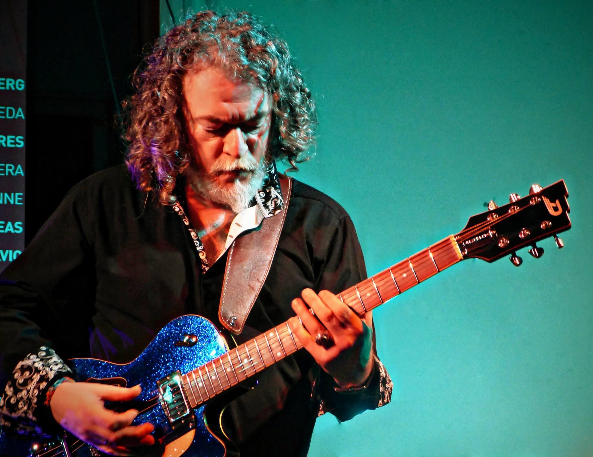 Luis Borda - Gitarre