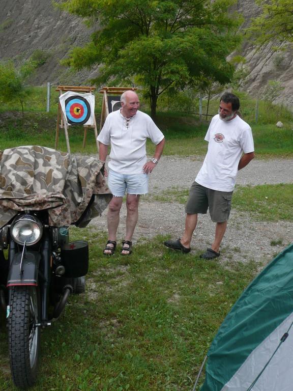 Helmut + Dieter