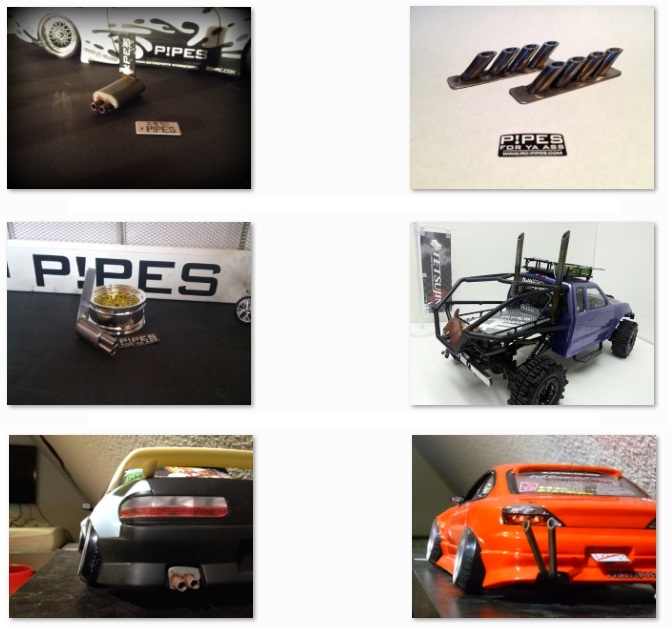 P!PES, Super Real Parts, SRP, RC drift, Japan, RC, backfire rc, BLU, backfire unit, BLU, Backfire lightunit, PLU, P!PES Light unit, rc led, L!GHTS, X-man, Shogun Workshop, Rare Arts USA, Easymade, E88M, Easy88Made,  bodyshell, lightkit, custommade exhaust