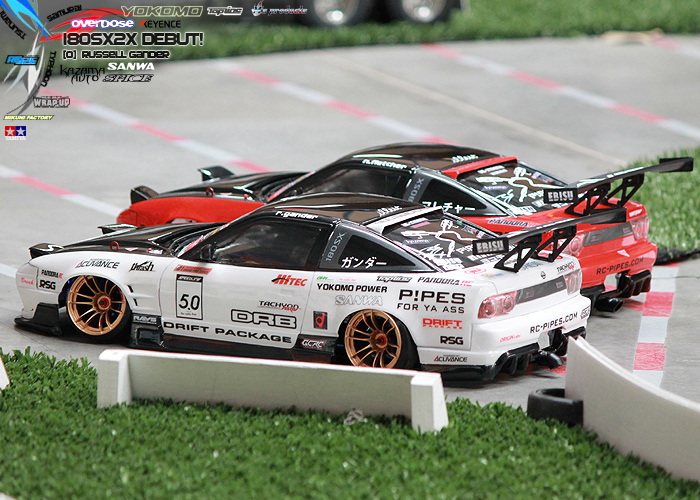 P!PES, Super Real Parts, SRP, RC drift, Japan, RC, backfire rc, BLU, backfire unit, BLU, Backfire lightunit, PLU, P!PES Light unit, rc led, L!GHTS, X-man, Shogun Workshop, Rare Arts USA, Easymade, E88M, Easy88Made, rc bodyshell, rc light kit, led kit, RSG