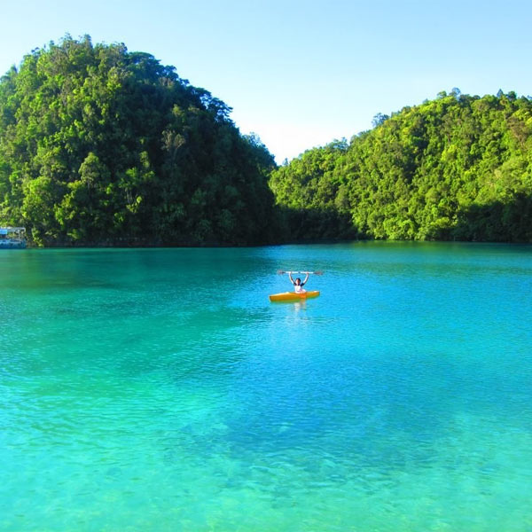 Bucas Grande & the Sohoton Caves near Siargao, Philippines © Yana Victoriano | travelyoung.ph