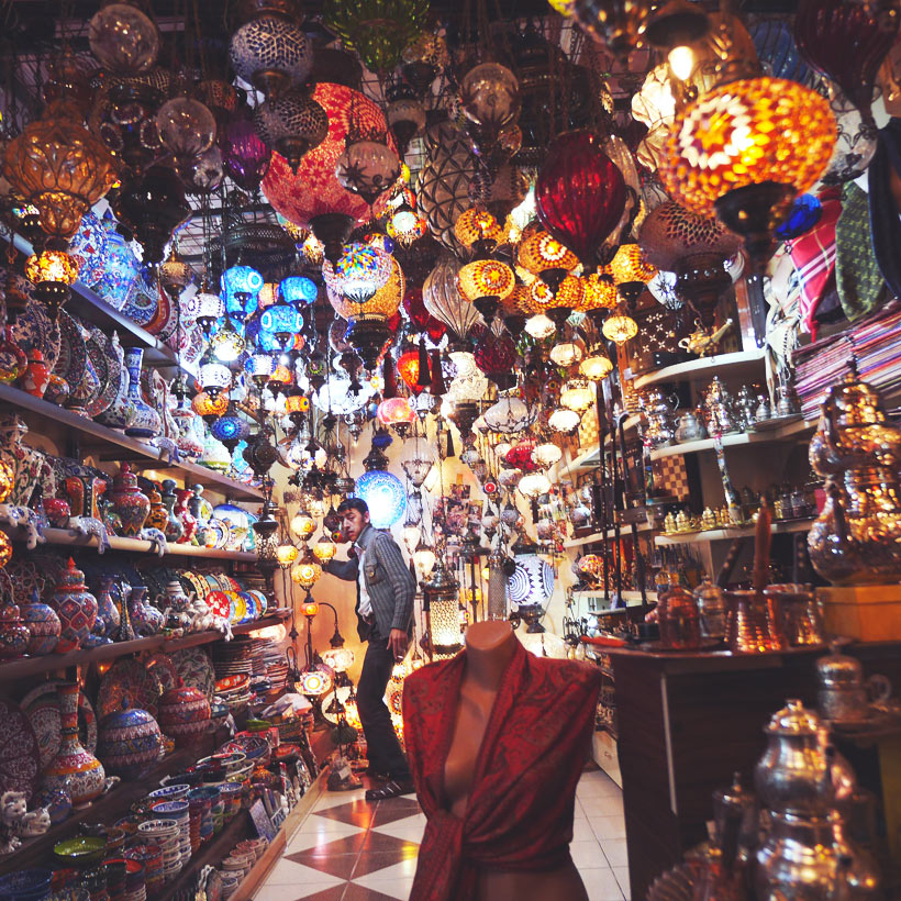 Turkish Bazaar | 20 Photos That Will Make You Want To Visit Turkey! | via @Just1WayTicket