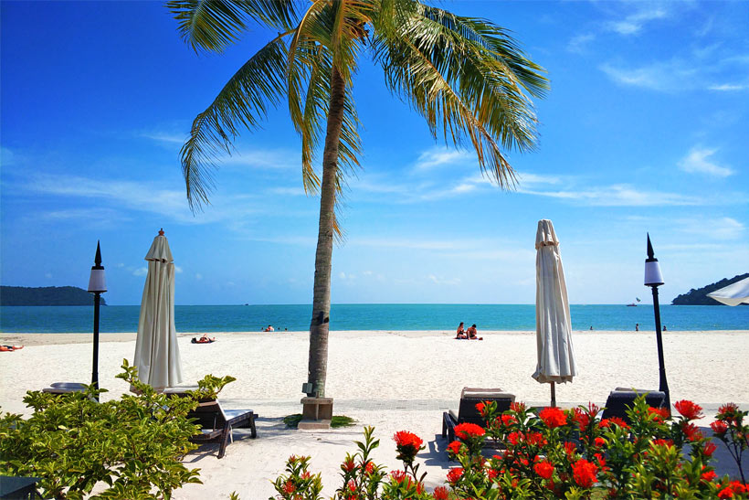 Beaches in Langkawi | Hotel Review: Casa del Mar Langkawi - A Peaceful Retreat that makes you feel like Home