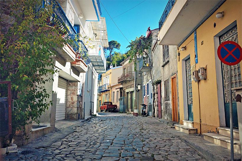 Agiassos   10 Places You Must Visit In Lesvos Island Greece   via @Just1WayTicket