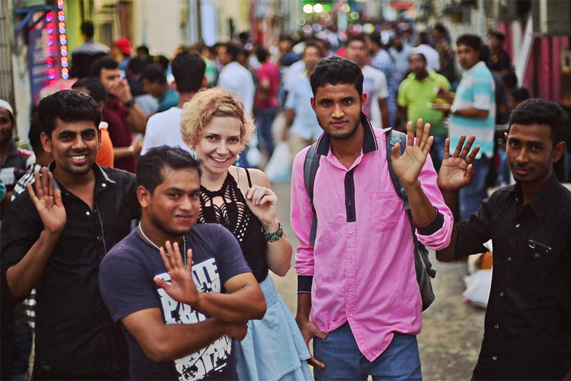 Happy people in Little India | Best Places to Visit in Singapore in 3 Days | Things to do in Singapore | #singapore #SG #travel #littleindia