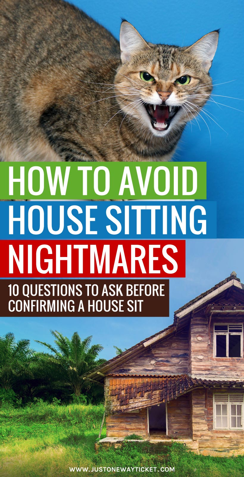 How to Avoid House Sitting Nightmares – 10 Questions to Ask Before Confirming a House Sit