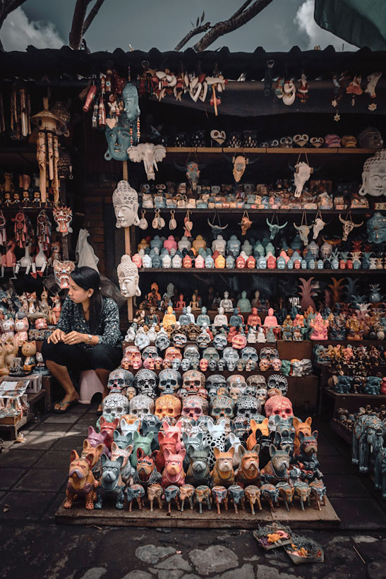 Ubud Art Market | 10 Awesome Things to do in Ubud, Bali | Travel Guide to Ubud