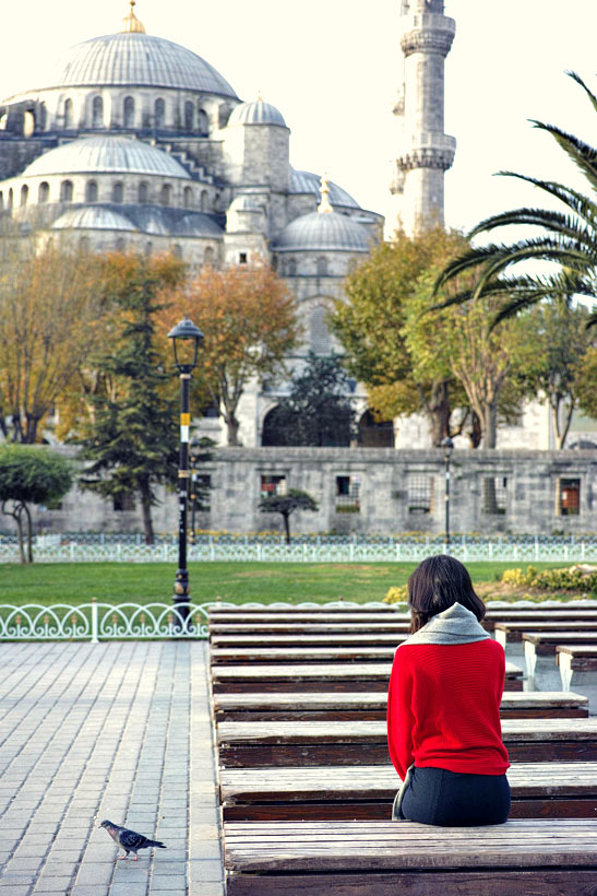 Sultanahmet | Istanbul Travel Guide - Awesome Things to do, Best Restaurants and Cool Places to Stay | via @Just1WayTicket