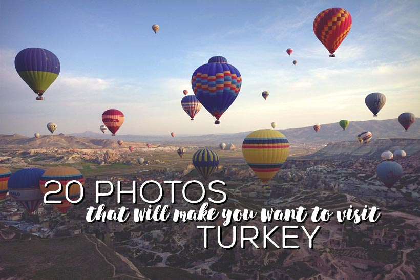 20 Photos That Will Make You Want To Visit Turkey! | via @Just1WayTicket