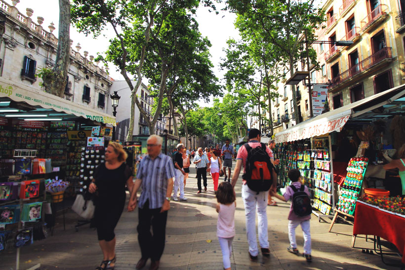 10 Absolutely Awesome Things To Do in Barcelona And Around... | via @Just1WayTicket