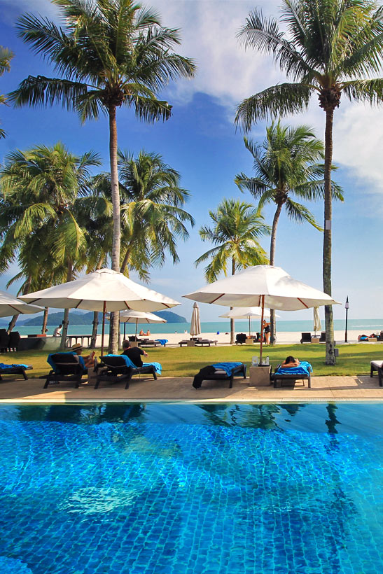 Swimming Pool | Hotel Review: Casa del Mar Langkawi - A Peaceful Retreat that makes you feel like Home