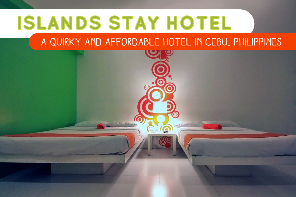 Islands Stay Hotel - A quirky and affordable hotel in Cebu, Philippines © Sabrina Iovino | JustOneWayTicket.com