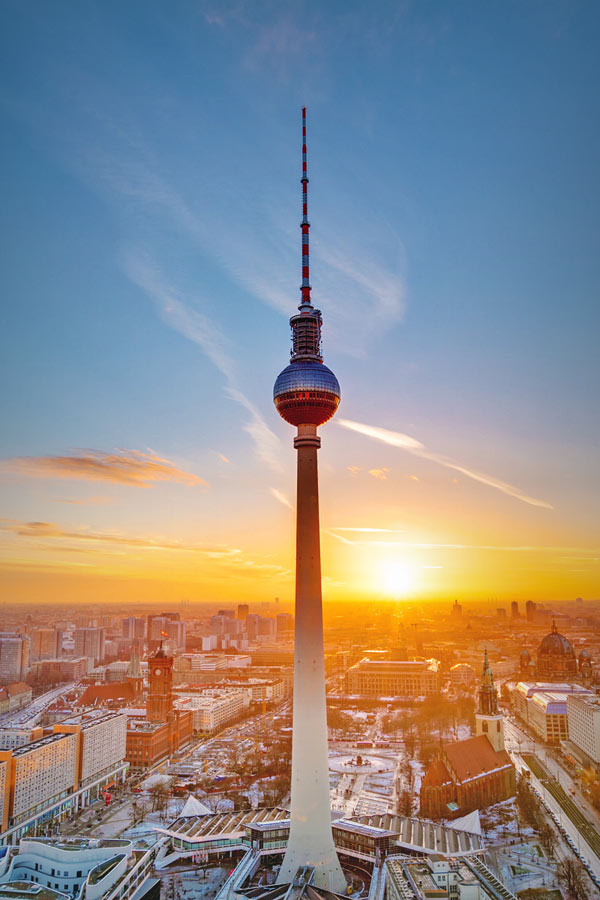 Best Things To Do In Berlin Germany | Must-See Places And Best Sightseeing In Berlin | #Berlin #Germany #travel #Alexanderplatz #TVtower #fernsehturm