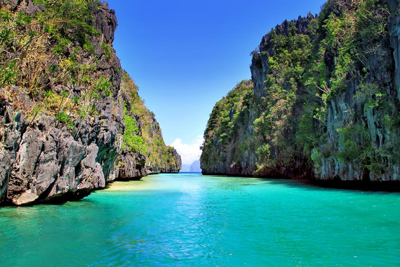 The  Big Lagoon, El Nido, Palawan, Philippines © Sabrina Iovino | @Just1WayTicket