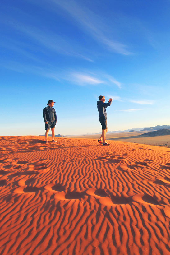 Namib Desert | Travel Guide To Namibia - Things To Do And Places To Stay | via @Just1WayTicket