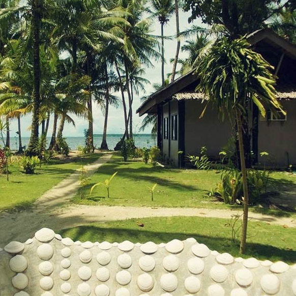 Eddie's Beach Resort in Siargao, Philippines © Eddie's Beach Resort