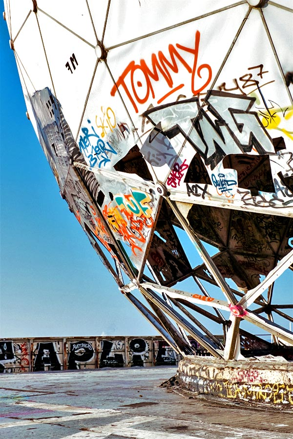 Teufelsberg Spy Towers | Best Things To Do In Berlin Germany | Must-See Places And Best Sightseeing In Berlin | #Berlin #Germany #travel #teufelsberg #abandoned