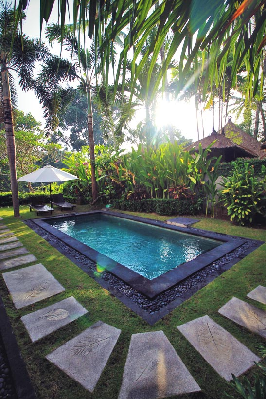 Pool Villa | The Sukhavati Bali - How 10 Days in an Ayurvedic Wellness Yoga Retreat Reset my Body, Mind and Soul | A Holistic Experience you won't forget... | via @Just1WayTicket