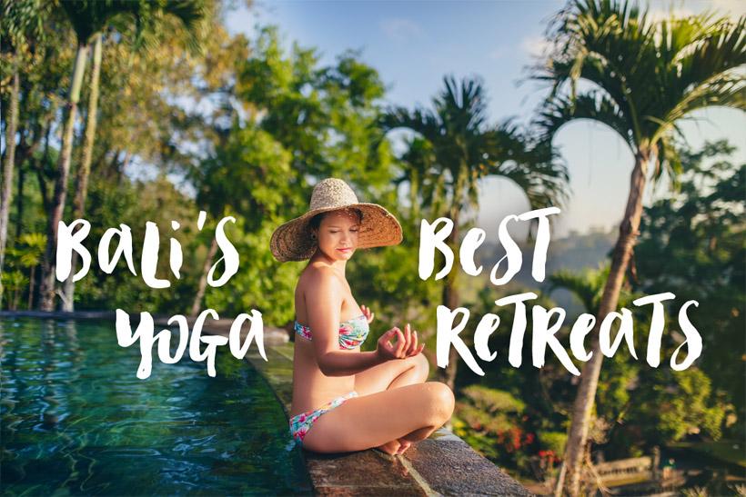 Les meilleures retraites de yoga de Bali