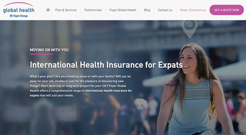 Foyer Global Health - The Best International Health Insurance for Digital Nomads and Expats?