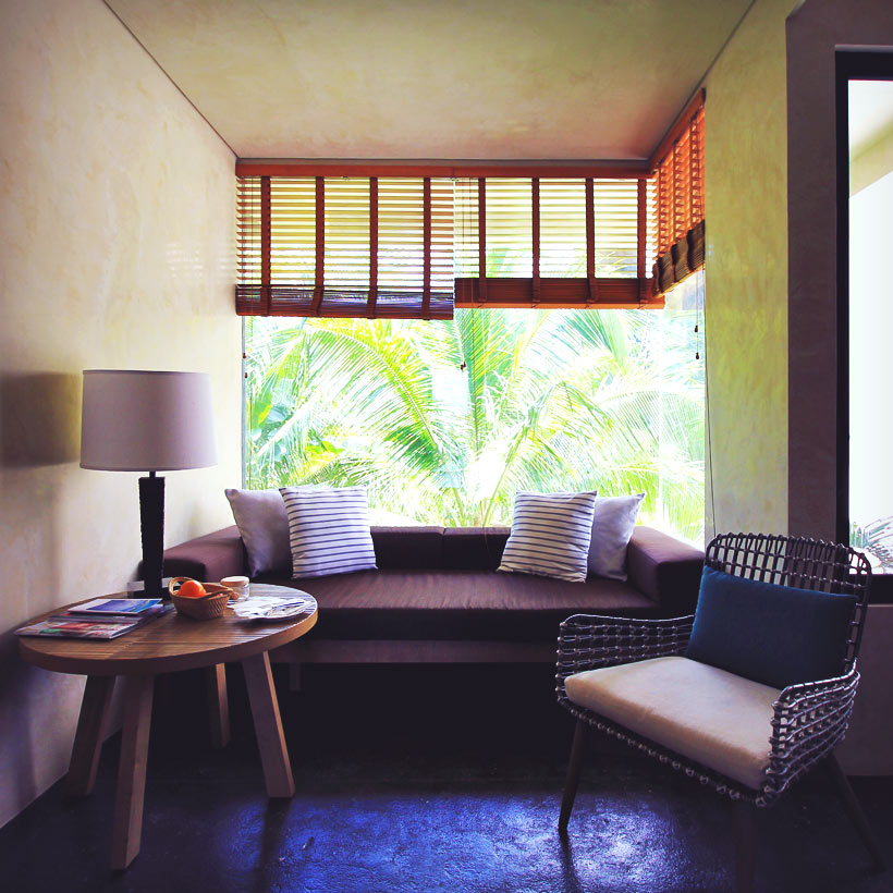 Junior Suite | Hotel Review of Amorita Resort Bohol | via @Just1WayTicket © Sabrina Iovino