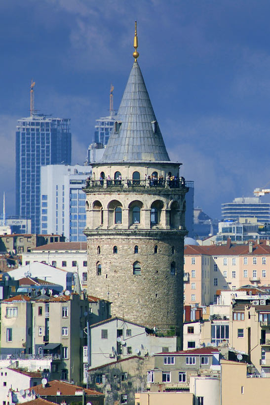 Galata Tower Beyoglu | Istanbul Travel Guide - Awesome Things to do, Best Restaurants and Cool Places to Stay | via @Just1WayTicket
