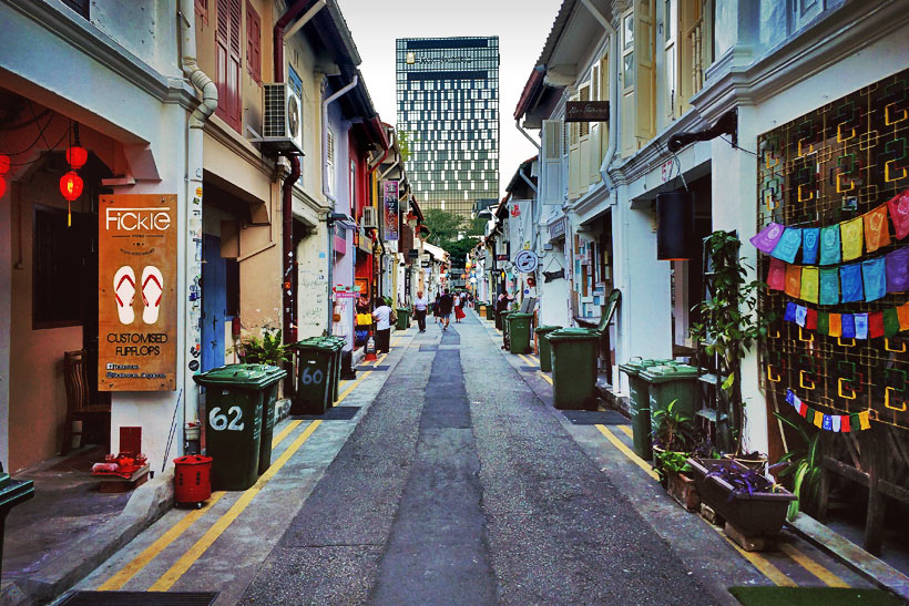 Haji Lane | Best Places to Visit in Singapore in 3 Days | Things to do in Singapore | #singapore #SG #travel #hajilane