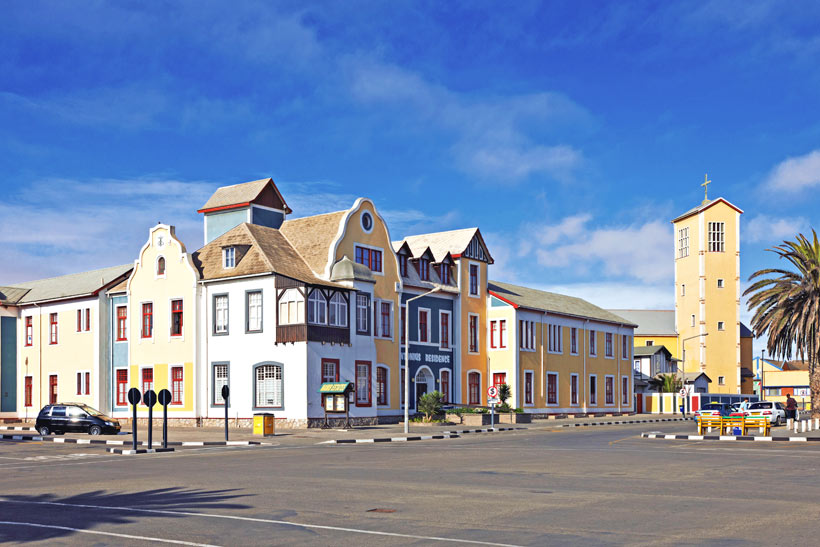Swakopmund   Travel Guide To Namibia - Things To Do And Places To Stay   via @Just1WayTicket
