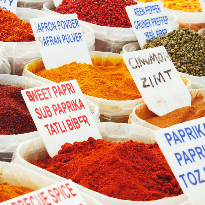 Spice Bazaar Istanbul | 20 Photos That Will Make You Want To Visit Turkey! | via @Just1WayTicket