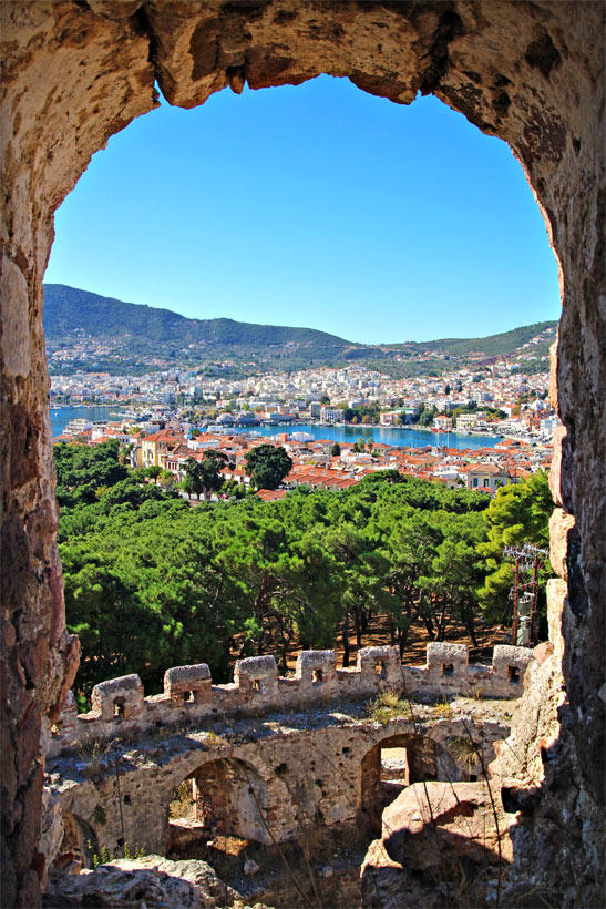Castle of Mytilene | 10 Places You Must Visit In Lesvos Island Greece | Photo Credit: TravelTomTom | via @Just1WayTicket