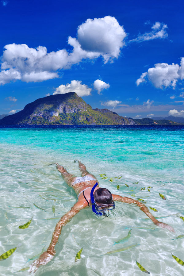 Why you should travel to the Philippines | Photo: Depositphotos