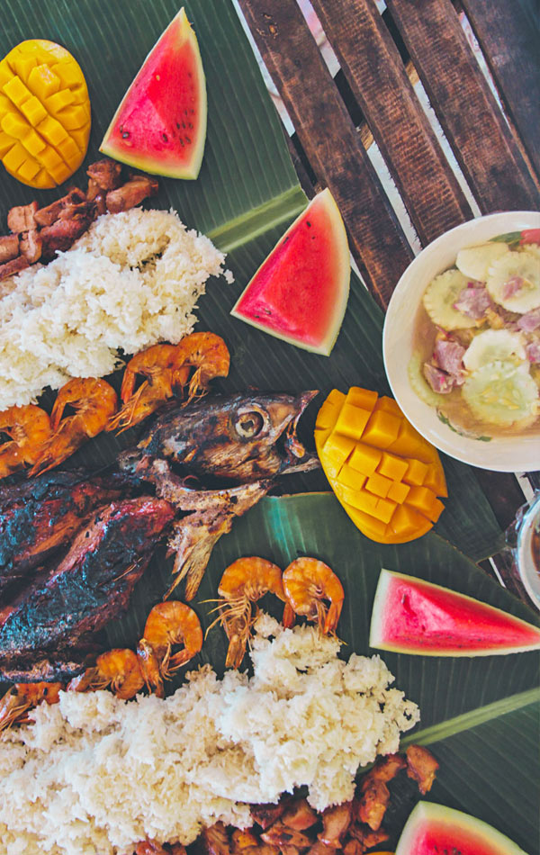 Travel Philippines | Local fruits and foods in the Philippines | Photo: Unsplash