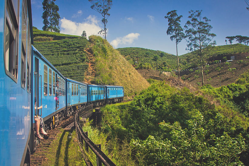 Travel Sri Lanka: 30 Photos That Will Make You Pack Your Bags And Go | Explore Sri Lanka by Train