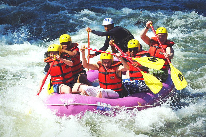 White Water Rafting & ATV Tour | Travel Guide To Phuket: Things To Do in Phuket And Places To Stay | Phuket offers natural beauty, rich culture, white beaches, tropical islands and plenty of adventure activities | via @Just1WayTicket