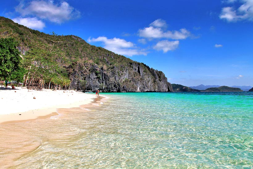 Seven Commando Beach, El Nido, Palawan, Philippines © Sabrina Iovino | @Just1WayTicket
