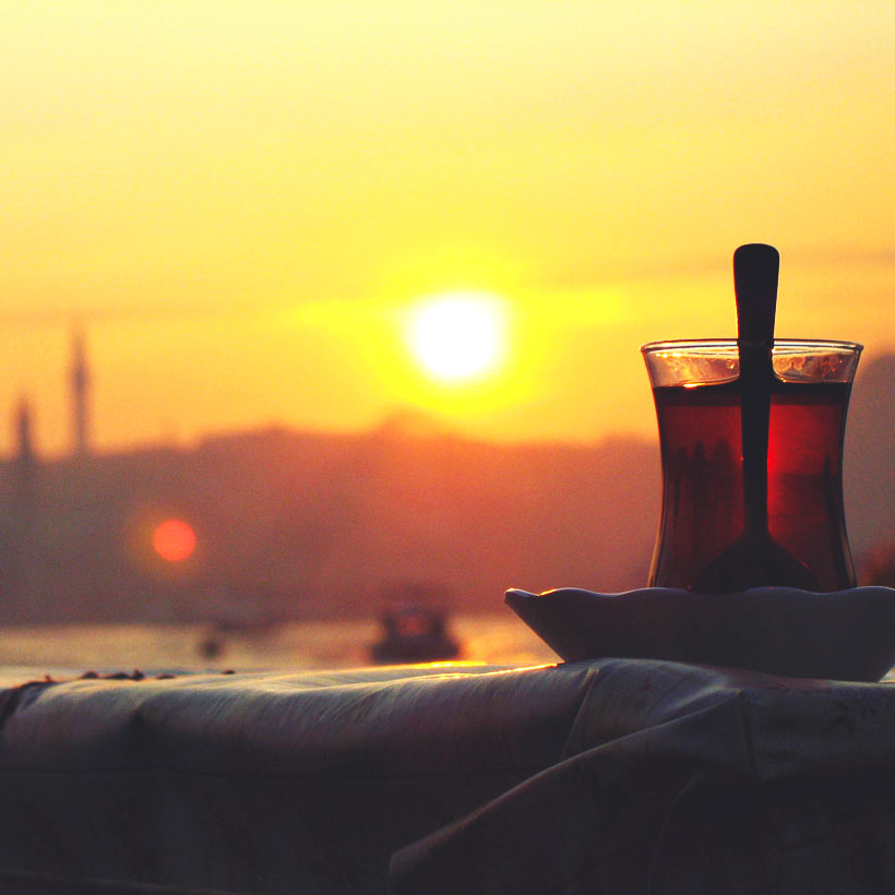 Turkish Tea | 20 Photos That Will Make You Want To Visit Turkey! | via @Just1WayTicket