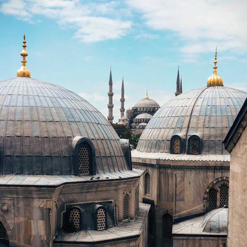 Sultanahmet - The Old City of Istanbul | 20 Photos That Will Make You Want To Visit Turkey! | via @Just1WayTicket
