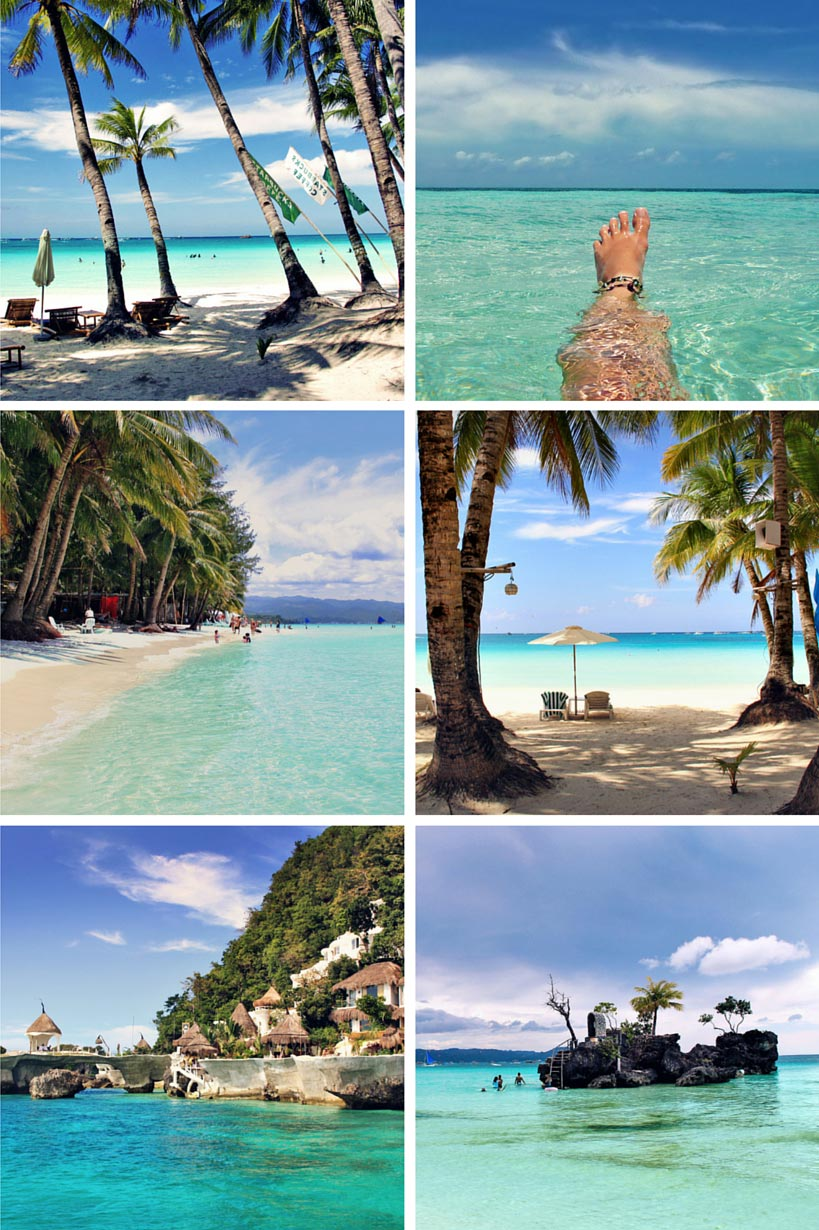 White Beach Boracay, Philippines © Sabrina Iovino | via @Just1WayTicket