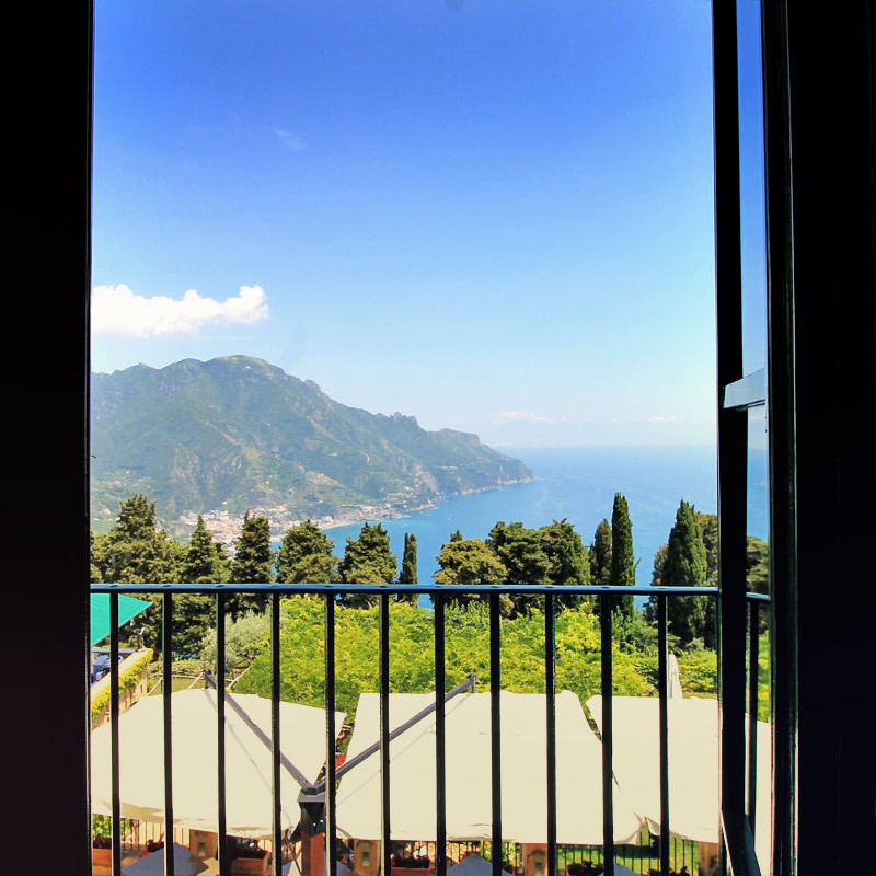 Villa Cimbrone | Amalfi Coast & Cilento Coast - 7 Pretty Seaside Towns You Must Visit In South Italy | Photo: Sabrina Iovino via @Just1WayTicket