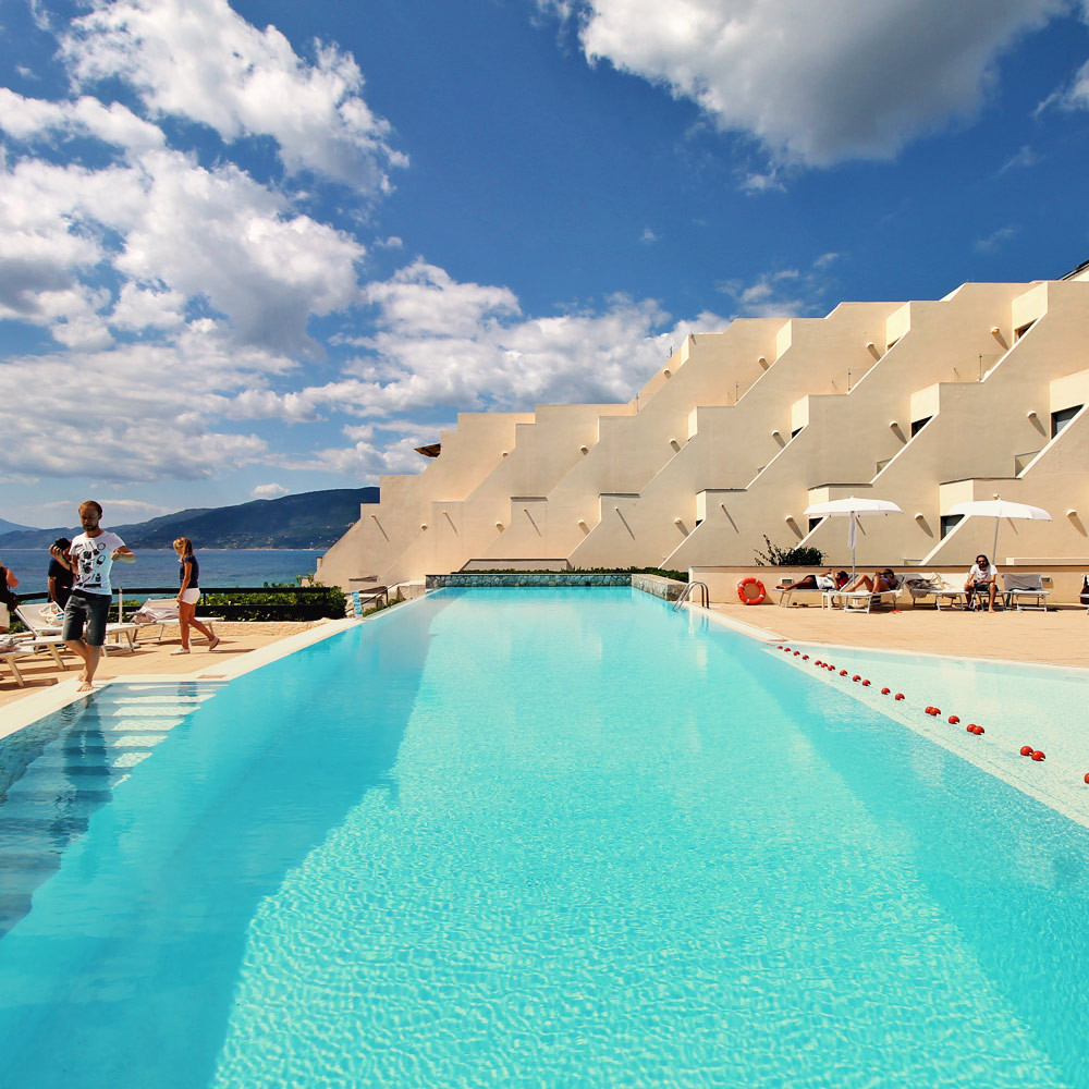 Gran Hotel San Pietro | Amalfi Coast & Cilento Coast - 7 Pretty Seaside Towns You Must Visit In South Italy | Photo: Sabrina Iovino via @Just1WayTicket