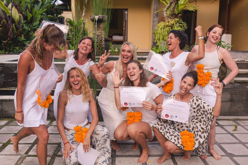 Bali Yoga School | The Best Yoga Teacher Training Courses in Bali | Where to do a Yoga Teacher Training in Bali?