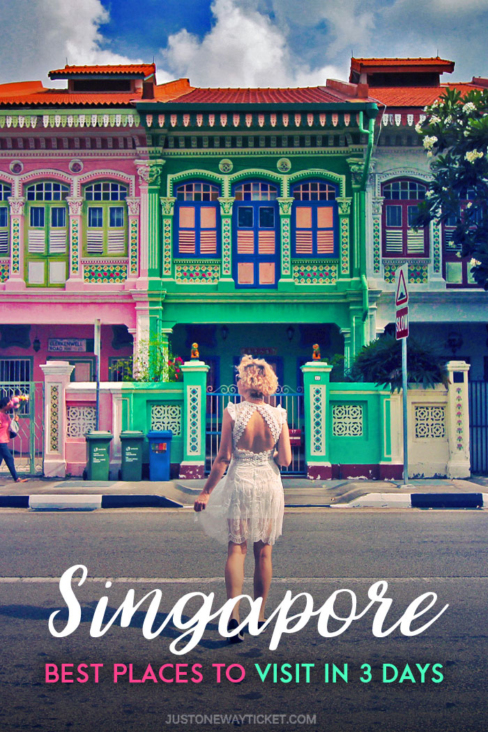 Best Places to Visit in Singapore in 3 Days | Things to do in Singapore | #singapore #colorful #SG #travel