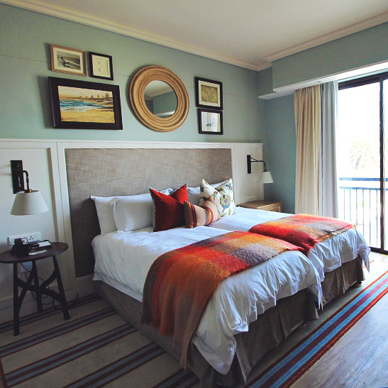 Strand Hotel Swakopmund features contemporary design | Travel Guide To Namibia - Things To Do And Places To Stay | via @Just1WayTicket