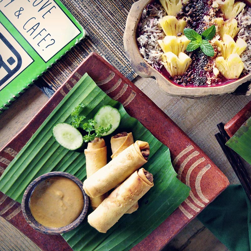 AA Juicery & Cafe | Indulge in Healthy Food in Ubud | One of 10 Top Things To Do In Bali Indonesia | via @Just1WayTicket