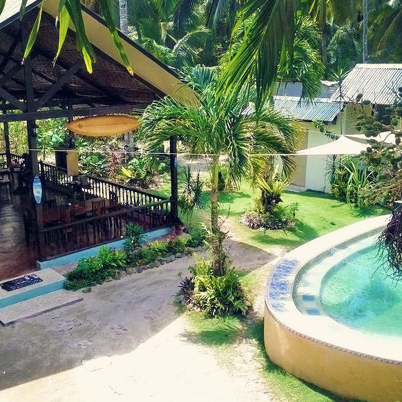 Point 303 Resort in Siargao, Philippines