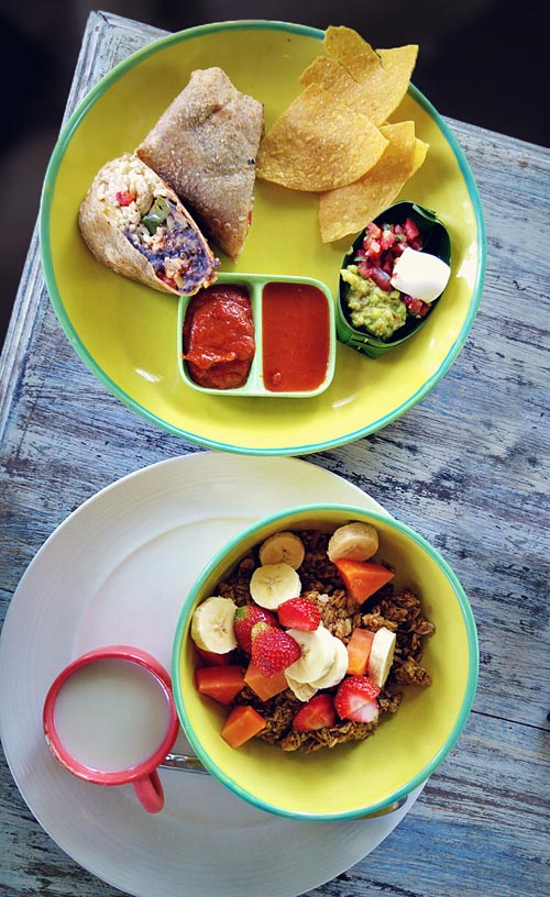 Clear Cafe | Indulge in Healthy Food in Ubud | One of 10 Top Things To Do In Bali Indonesia | via @Just1WayTicket