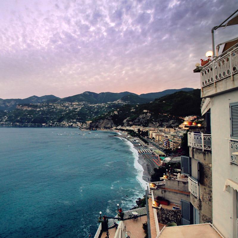 Due Torri | Amalfi Coast & Cilento Coast - 7 Pretty Seaside Towns You Must Visit In South Italy | Photo: Sabrina Iovino via @Just1WayTicket