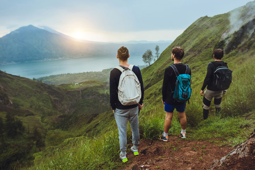 Trek A Volcano Before Sunrise | One of 10 Top Things To Do In Bali Indonesia | via @Just1WayTicket