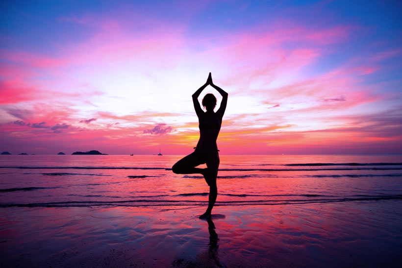 Yoga, Spa & Detox | Travel Guide To Phuket: Things To Do in Phuket And Places To Stay | Phuket offers natural beauty, rich culture, white beaches, tropical islands and plenty of adventure activities | via @Just1WayTicket | Photo © dimaberkut/Depositphotos